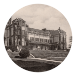 Picture of the Knowle Hotel in Edwardian times